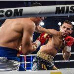 Подмосковный боксер одержал победу в главном бое вечера на турнире в Канаде