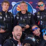 Подмосковный парашютист стал двукратным призером Кубка мира