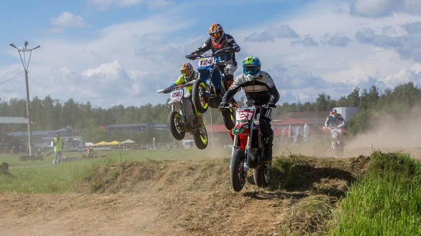 Подмосковный спортсмен Дмитрий Паршин стал чемпионом России по эндуро на мотоциклах