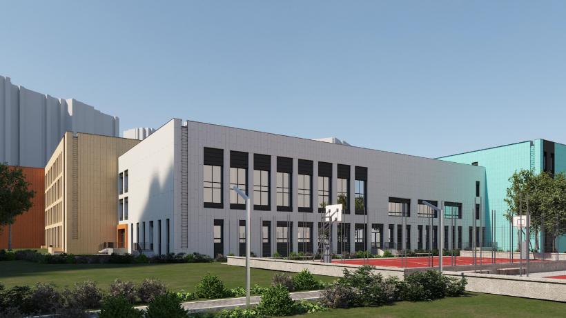 Подрядчиком строительства школы в Электростали выступит компания «ТрансДорСтрой»