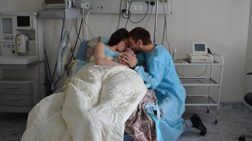 Популярность партнерских родов в Подмосковье составила 14% в 2019 году