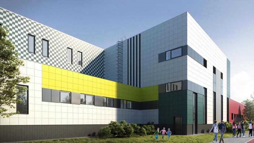 Пристройку к школе на 300 мест построят в Орехово-Зуеве в 2020 году
