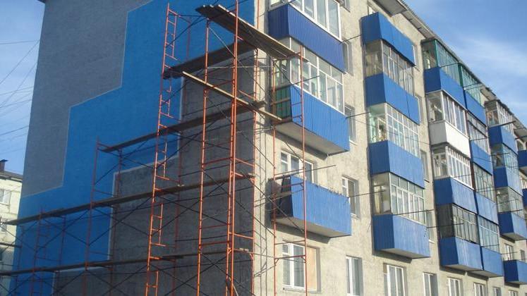 Программа капитального ремонта домов в Химках реализована почти на 17%