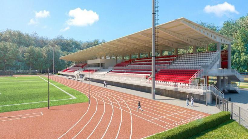 Разработка проекта по реконструкции стадиона «Пушкино» подходит к концу