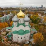 Реставрацию 13 объектов ансамбля Новодевичьего монастыря в Москве завершат до конца 2019 года