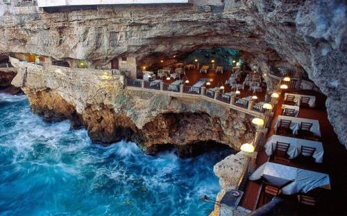 Рестораны, в которых вам будет не до еды