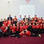Роман Терюшков: «50 футболистов из «Химок» будут повышать мастерство в региональном центре для одарённых детей»