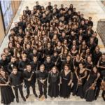 Российский национальный молодежный симфонические оркестр 14 и 16 октября выступит с концертами в Республике Беларусь
