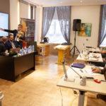 Российско-итальянский семинар по реставрации струнно-смычковых музыкальных инструментов начал работу в Москве