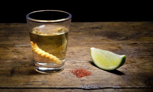 Мексика: мескаль, прогоняемый через курицу Самим напитком мескаль вряд ли кого-то удастся удивить: это алкогольный напиток из сока агавы, который можно купить в любом мексиканском баре даже за пределами Мексики. Однако один из его видов весьма необычен: мескаль де печуга (mezcal de pechuga). Дело в том, что напиток прогоняют через сырое мясо.