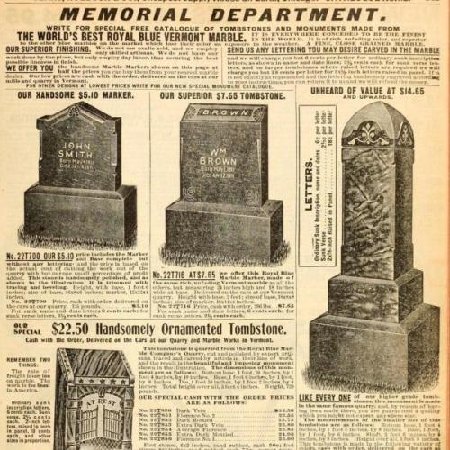 Самые неожиданные вещи, которые приобретали люди по почте в начале 20 века