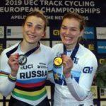 Сборная России по велоспорту на треке – третья по итогам Чемпионата Европы в Нидерландах