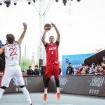 Сборная России пробилась в плей-офф Кубка мира по баскетболу 3х3