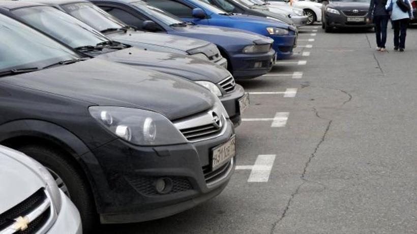 Семь округов-лидеров по числу созданных парковочных мест определили в Подмосковье