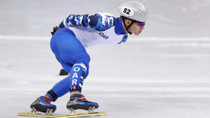 Шорт-трекисты из Подмосковья завоевали пять медалей международных соревнований