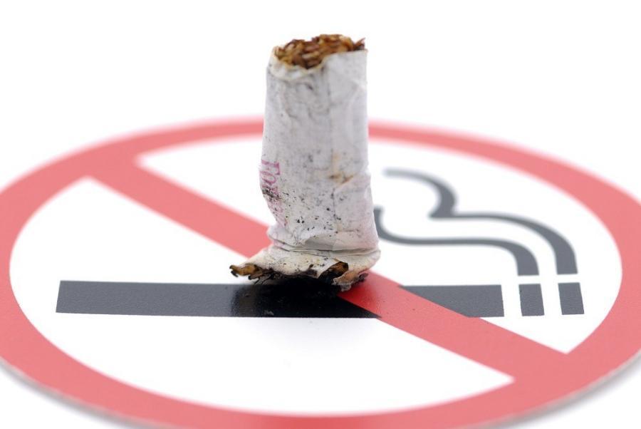 борьба с курением не прекращается