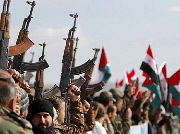 Сирийская армия вошла в Ракку впервые за пять лет
