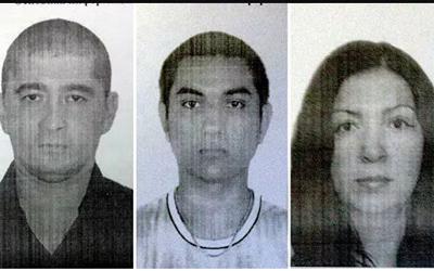 СКР обнародовал фото подозреваемых в убийстве Ксении Каторгиной