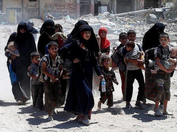 """СМИ: в Сирии из """"лагеря террористов"""" пропали 50 заключенных россиянок"""