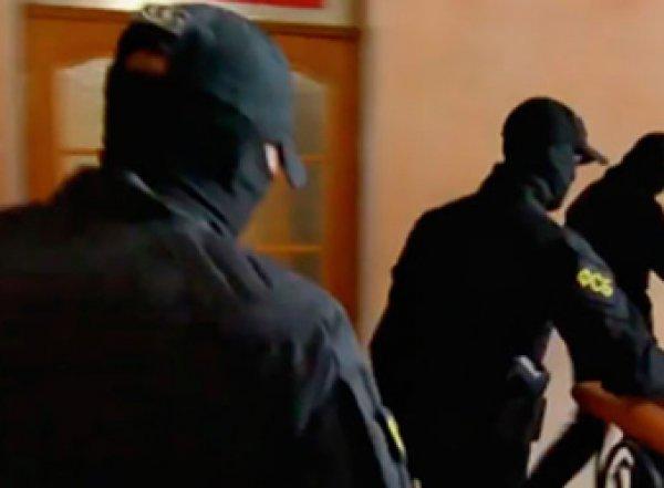 Спецназ ФСБ арестовал руководство элитного отдела МВД Москвы