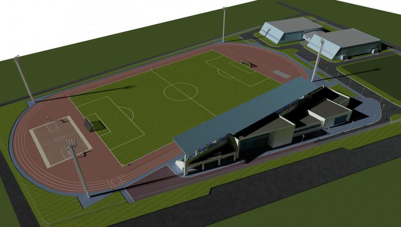 Стадион в Пушкине планируют реконструировать