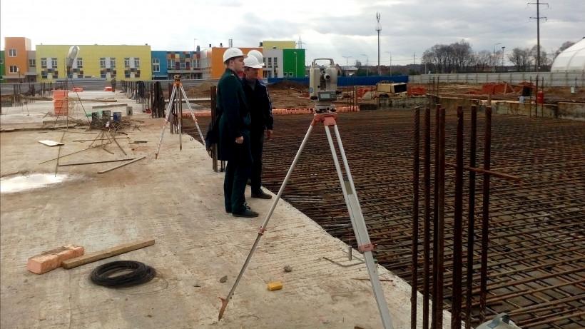 Строительство школы на 1100 мест в Павловском Посаде завершат в начале 2021 года