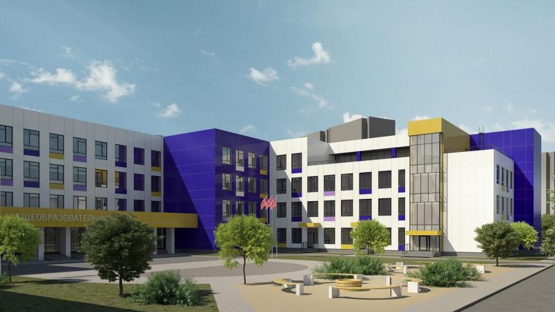 Строительство трех образовательных учреждений стартовало в Подмосковье
