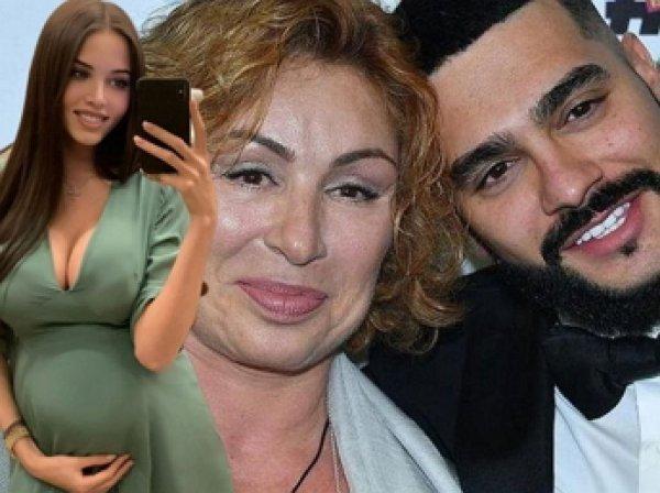 """""""Супер Бабушка"""": мама Тимати набила тату в честь новорожденного внука"""
