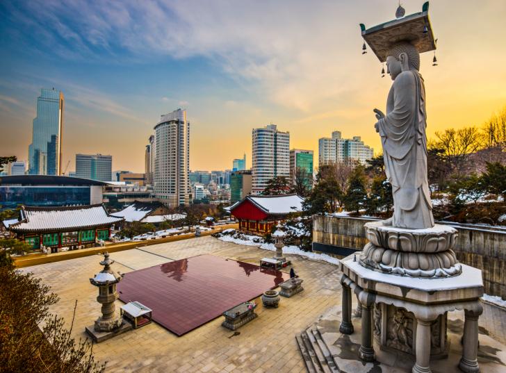 Топ-9 самых дорогих городов мира