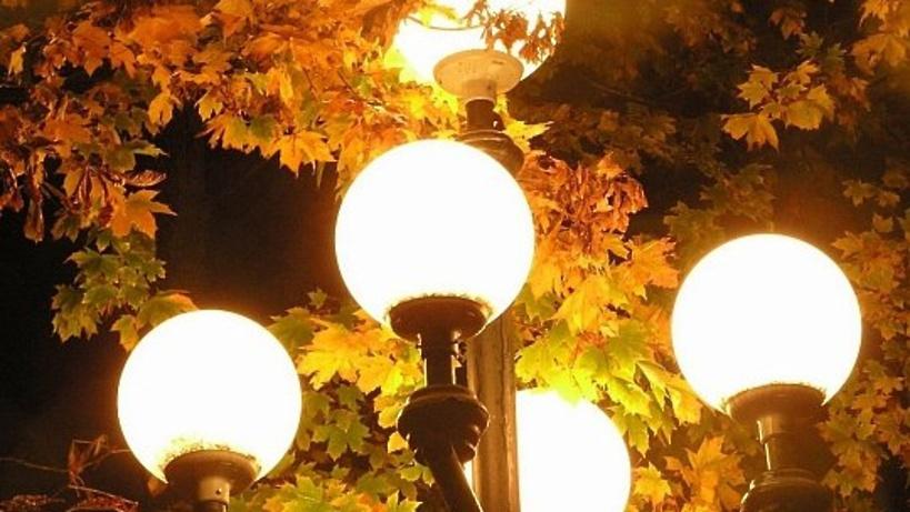 Уличное освещение восстановили в девяти муниципалитетах за прошедшую неделю