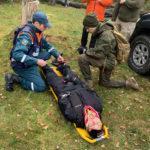 В Кратове завершились учения волонтеров Национального центра помощи пропавшим и пострадавшим детям