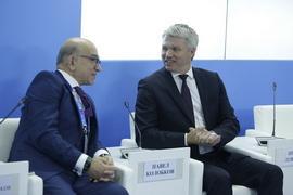 В Нижнем Новгороде стартовал VIII Международный спортивный форум «Россия — спортивная держава»