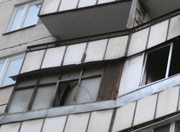 В России оштрафовали первого курильщика на балконе