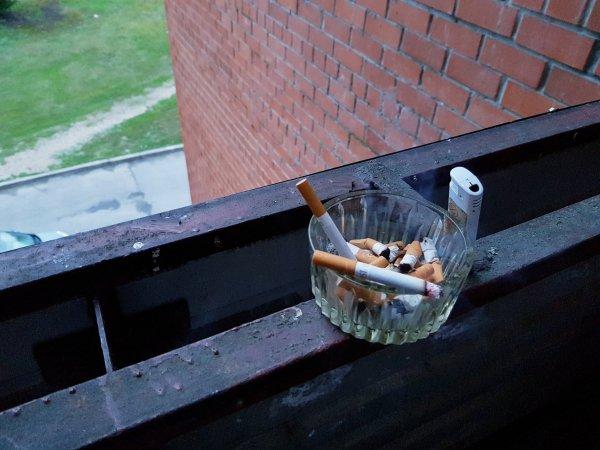 В России вступил в силу скандальный «закон о курении на балконах»