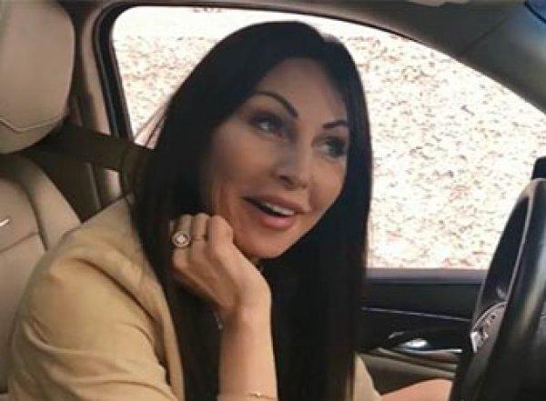В сети появилось еще одно видео задержания Бочкаревой с кокаином в трусах