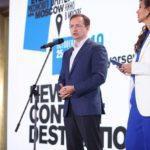 Владимир Мединский принял участие в открытии международного форума кинопродюсеров и прокатчиков Key Buyers Event в Москве