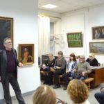 Выставка «Илья Ефимович Репин: его ученики и друзья»