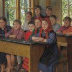 Выставка «Народное образование в русской провинции второй половины XIX – начала XX века»