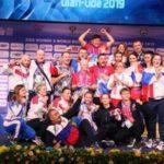 Женская сборная России по боксу заняла первое место в общекомандном зачете на Чемпионате мира в Улан-Удэ