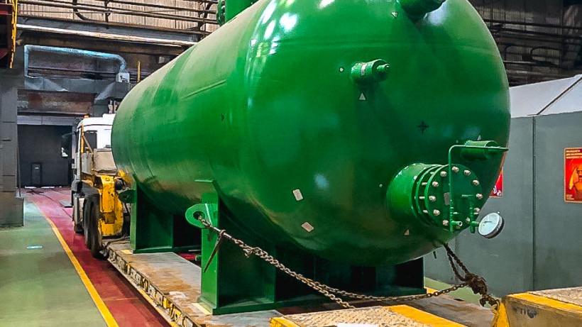 «ЗиО-Подольск» начал поставку оборудования для энергоблока АЭС в Бангладеш