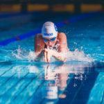 Анна Чернышева завоевала бронзовую медаль на чемпионате России по плаванию