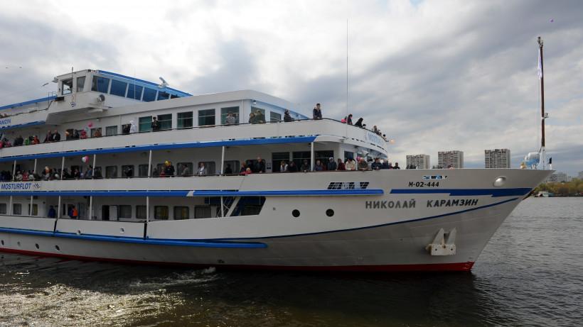 Более 28,1 тысячи пассажиров воспользовались речными маршрутами в Подмосковье