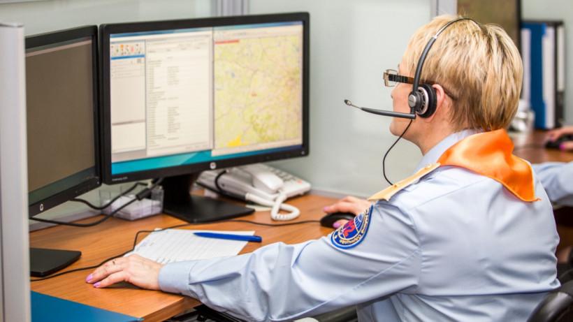 Более 34,5 млн вызовов поступило на единый номер службы спасения-112