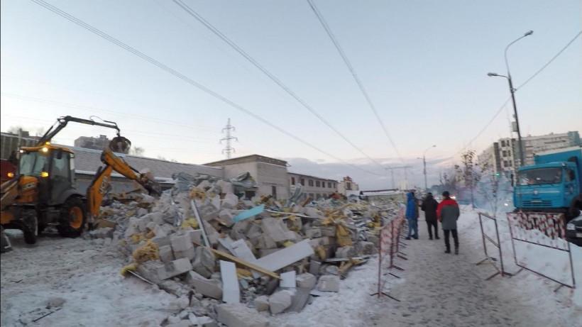 Более 530 объектов незавершенного строительство ликвидировали в Подмосковье