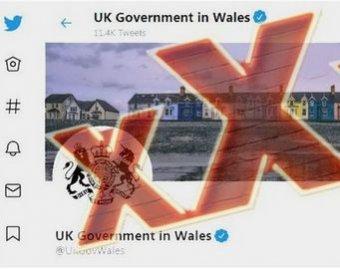 Британское правительство транслировало порно в Twitter