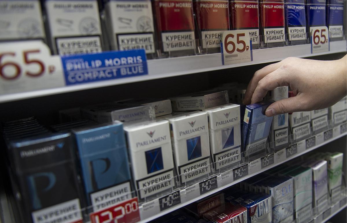 цены на сигареты