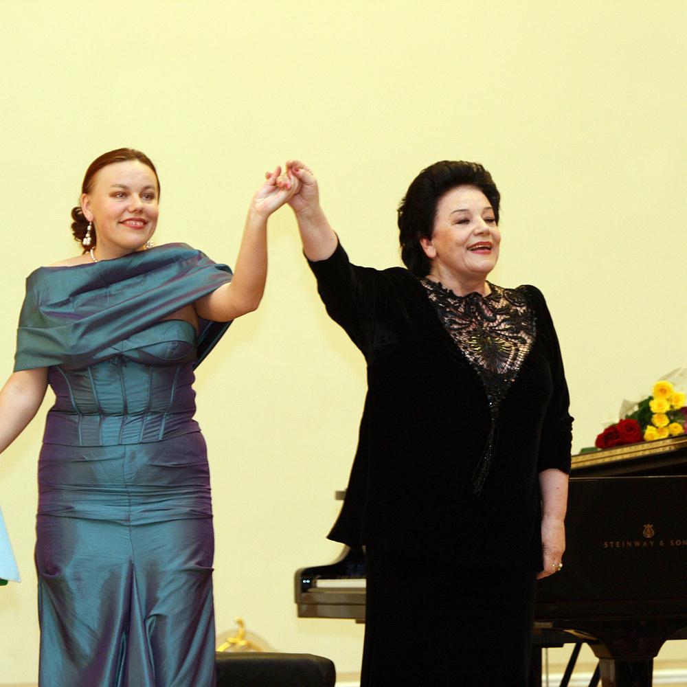 Церемония открытия международного конкурса оперных певцов «Санкт-Петербург»