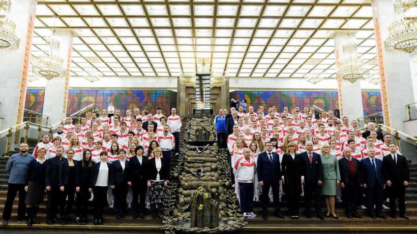 Четыре подмосковных спортсмена представят Россию на XIX Сурдлимпийских зимних играх в Италии