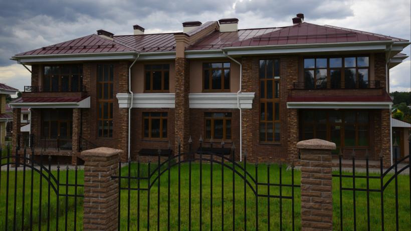 Число введенных в эксплуатацию индивидуальных жилых домов в регионе выросло на 12,5%