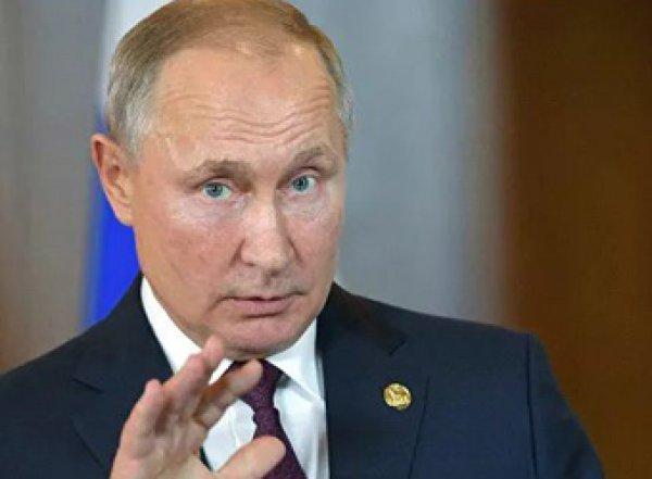 """""""Чушь это, """"сапоги всмятку"""": Путин припугнул Украину прекращением транзита газа"""